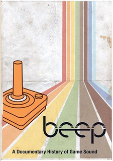 <i>Beep: A Documentary History of Game Sound</i> 2016 film by Karen Collins