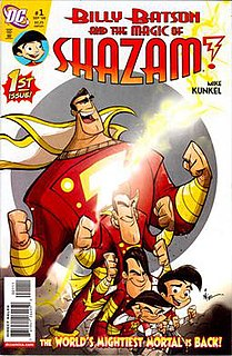 <i>Billy Batson and the Magic of Shazam!</i>