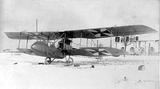 Gustav Otto - Biplane from Otto Flugzeugwerke