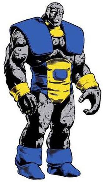 Blok (comics) - Image: Blok Legion