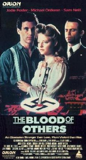 The Blood of Others (film) - VHS cover