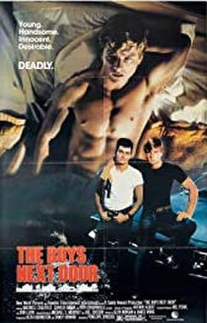 The Boys Next Door (1985 film) - DVD cover