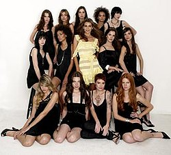 Brazil's Next Top Model Brazil39s Next Top Model cycle 1 Wikipedia