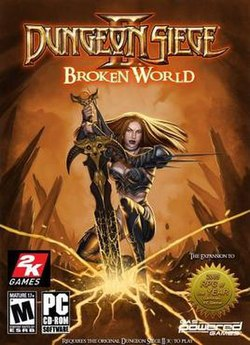 Dungeon Siege II:Broken World (Expansion)