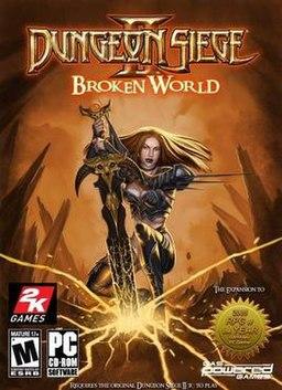 dungeon siege ii broken world wikipedia. Black Bedroom Furniture Sets. Home Design Ideas