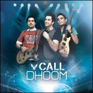 Dhoom (Call album) - Image: Call dhoom