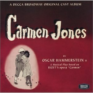 Carmen Jones - 1943 Original Cast Recording