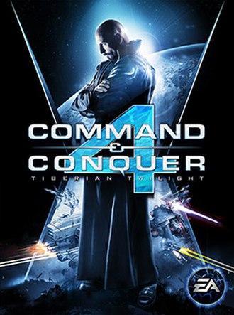 Command & Conquer 4: Tiberian Twilight - Image: Cc 4tt cover