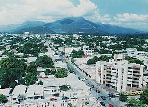 Valledupar - View of the Downtown's 9th Avenue