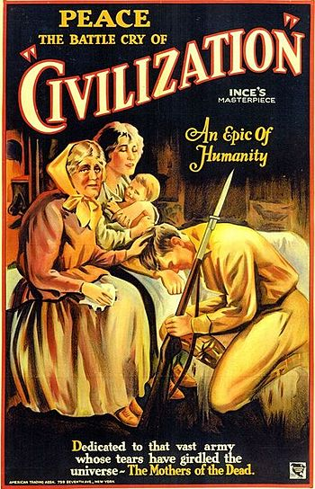 Movie poster for Civilization