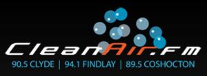WHVT - Image: Clean Air FM logo