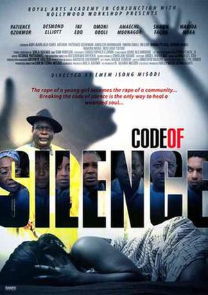 Code of Silence (2015 film) - Image: Code of Silence (2015)