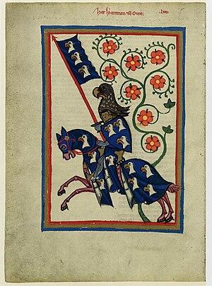 Hartmann von Aue (1160-1210)