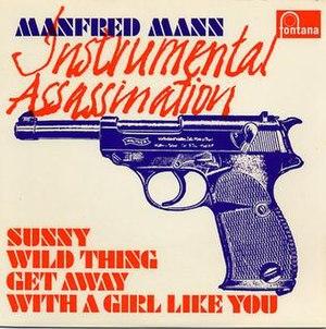 Instrumental Assassination - Image: Cover Inst Ass Manfred Mann