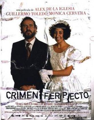 Crimen Ferpecto - Image: Crimenferpecto