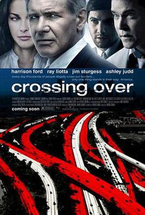 Crossing Over (film) - Image: Crossing Over (film) cover