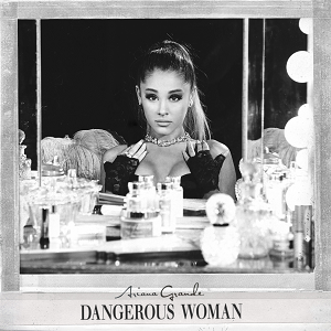 Dangerous Woman (song) - Image: Dangerous Woman single cover