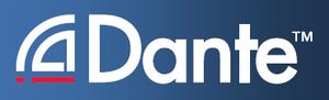 Dante (networking) - Image: Dante logo