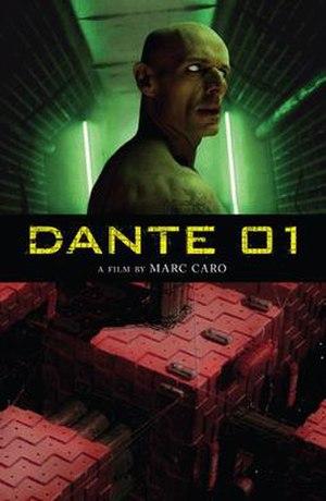 Dante 01 - Image: Dante 01 poster