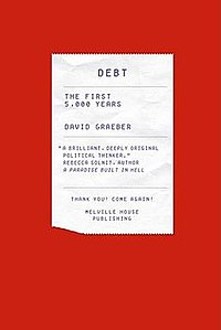 Debt: The First 5000 Years - Wikipedia