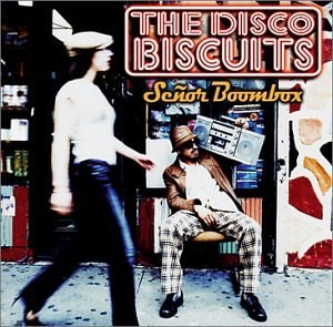 Señor Boombox - Image: Disco Biscuits Senor Boombox