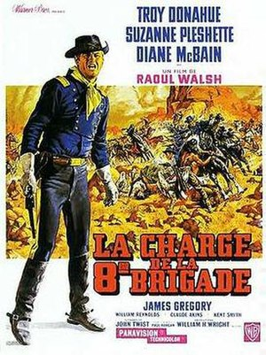A Distant Trumpet - French theatrical release poster