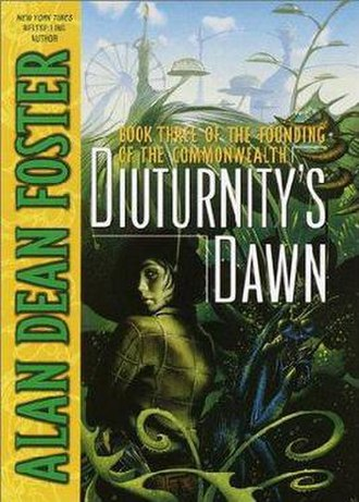 Diuturnity's Dawn - American first edition hardcover.