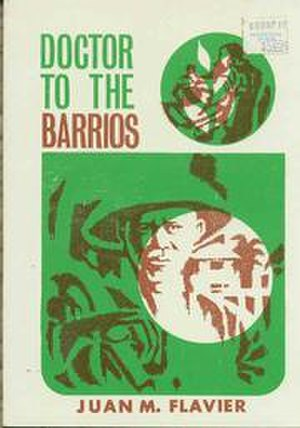 Doctor to the Barrios - Book cover for Juan M. Flavier's Doctor to the Barrios.