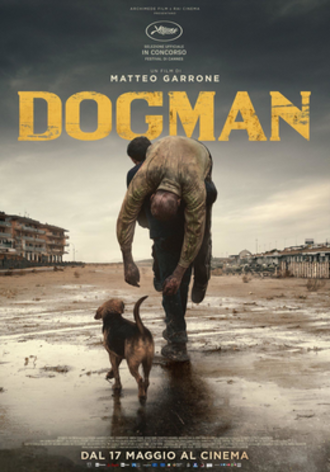 Dogman (film) - Italian theatrical release poster