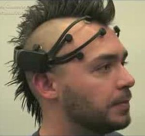 Thought identification - The Emotiv Epoc is one way that users can give commands to devices using only thoughts