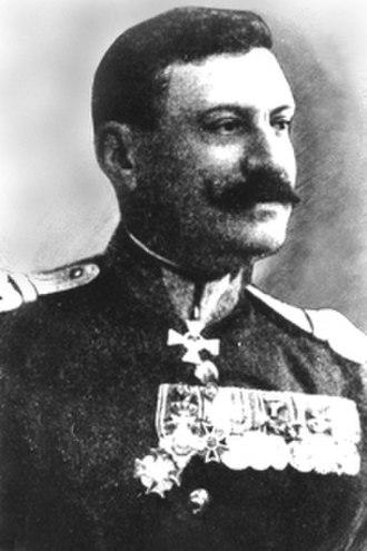 Eremia Grigorescu - General Eremia Grigorescu