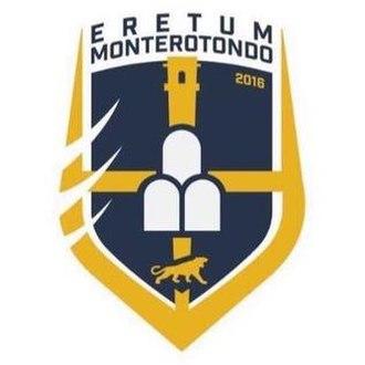 S.S.D. Eretum Monterotondo Calcio - Image: Eretum Monterotondo logo
