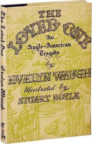 The Loved One - First edition (UK)