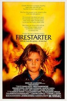 Firestarter movie