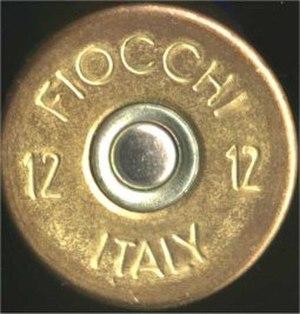 Fiocchi Munizioni - A Fiocchi cal. 12 gauge.