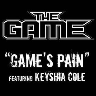 The Game featuring Keyshia Cole — Game's Pain (studio acapella)