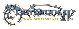 GemStone IV - GemStone IV logo