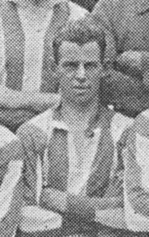 George Anderson (footballer, born 1904) - Anderson while with Brentford in 1926.
