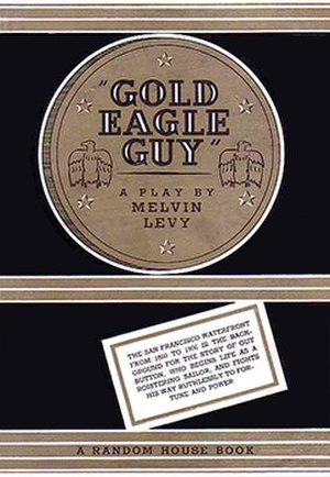 Gold Eagle Guy - First edition 1935