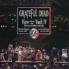 Grateful Dead - View from the Vault, Volume 4.jpg