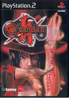 <i>Guilty Gear X2</i> 2002 video game