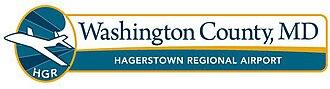 Hagerstown Regional Airport - Image: Hagerstown Regional Airport (emblem)