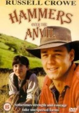 Hammers Over the Anvil - DVD cover