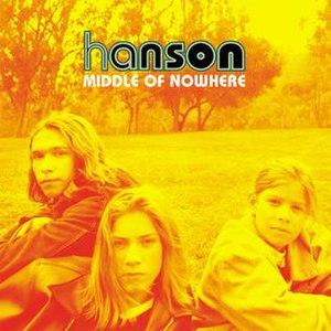 Middle of Nowhere (album) - Image: Hanson MON