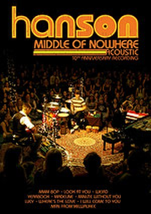 Middle of Nowhere Acoustic - Image: Hanson Middle of Nowhere Acoustic Album