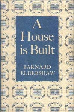 A House is Built - Harrap 1965 reprint
