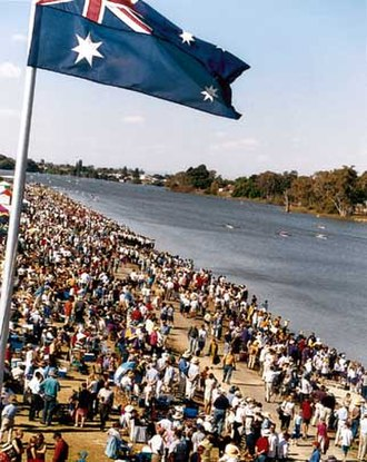 Head of the River (Victoria) - Head of the River 2001 at Nagambie