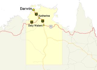 Highway 1 (Northern Territory)