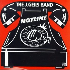 Hotline (The J. Geils Band album)