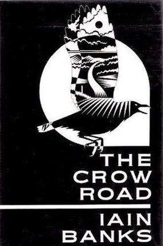 The Crow Road - Image: Iain Banks The Crow Road